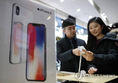 골드만삭스-애플, `아이폰 구매 고객` 대출협약 협상